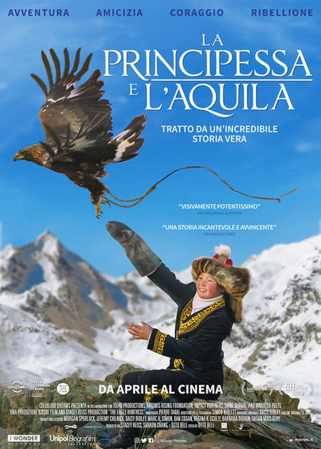LA PRINCIPESSA E L'AQULA (THE EAGLE HUNTRESS)